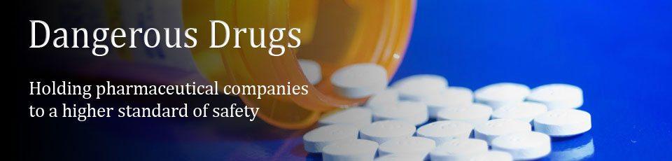 Ohio Dangerous Drug Lawyers