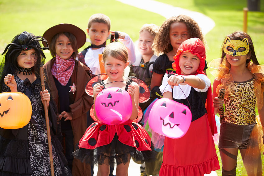 Protecting Children on Halloween