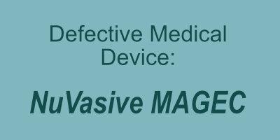 NuVasive MAGEC Recall