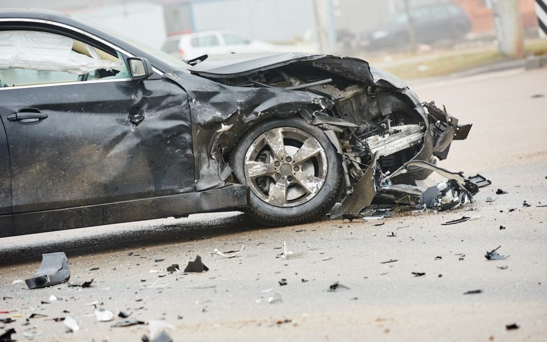 Car Accident Report from NHTSA